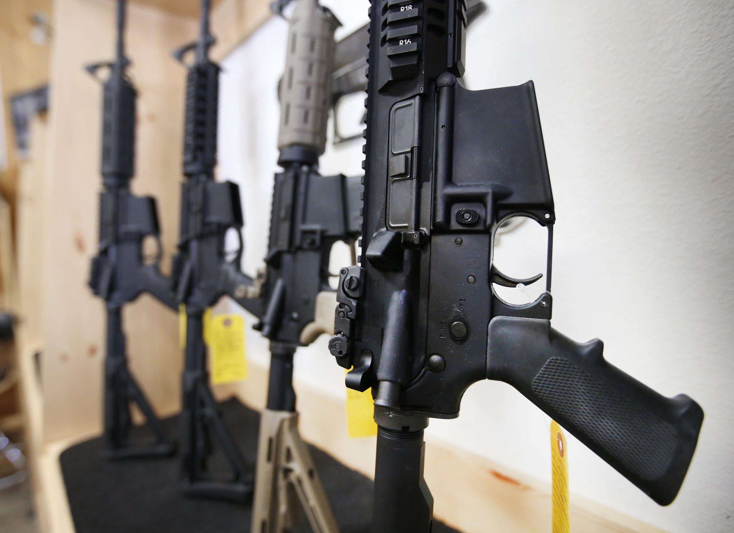 Santcuary for Guns
