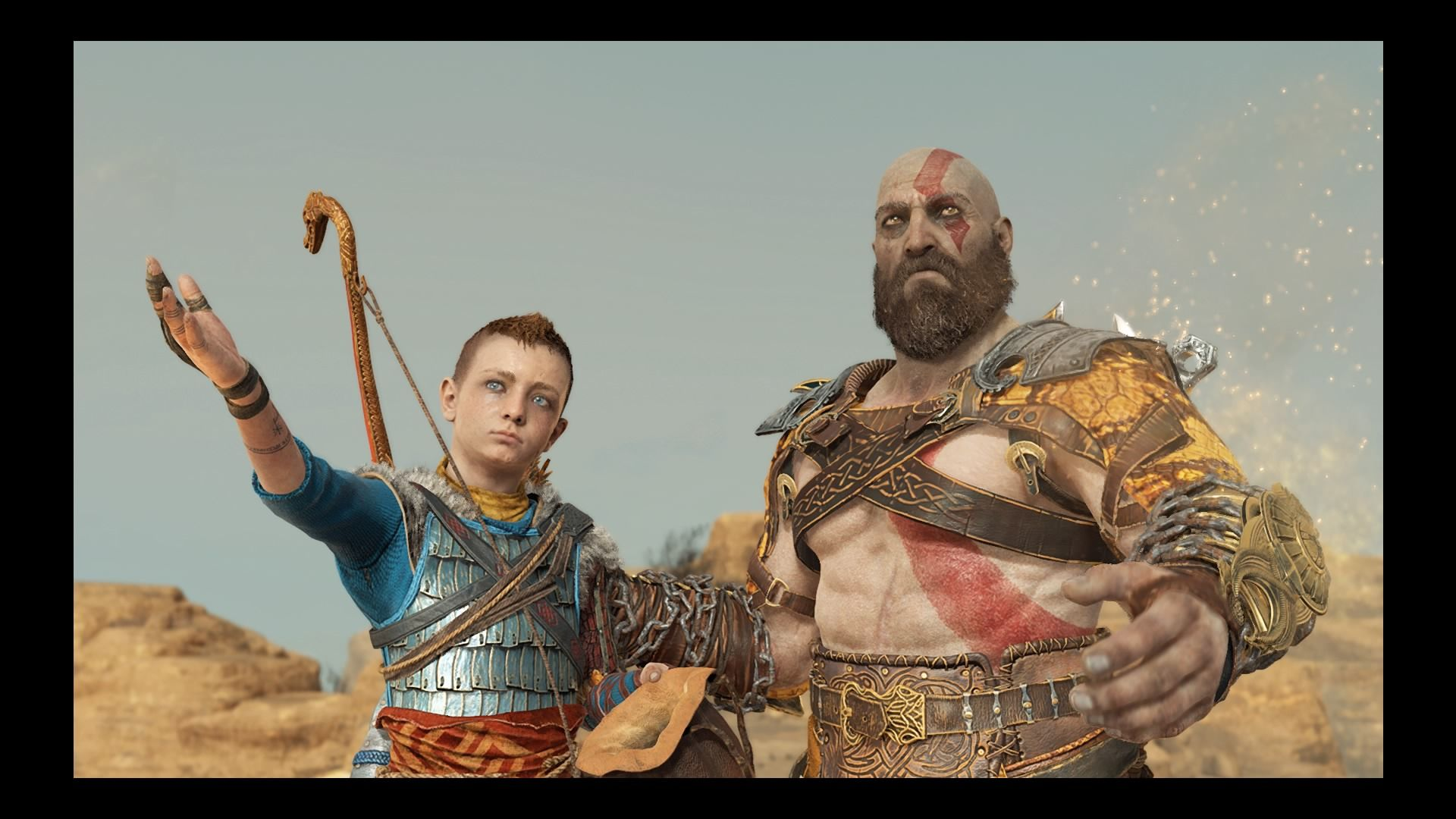 God Of War Ending Explained Who Is Atreus Mother The