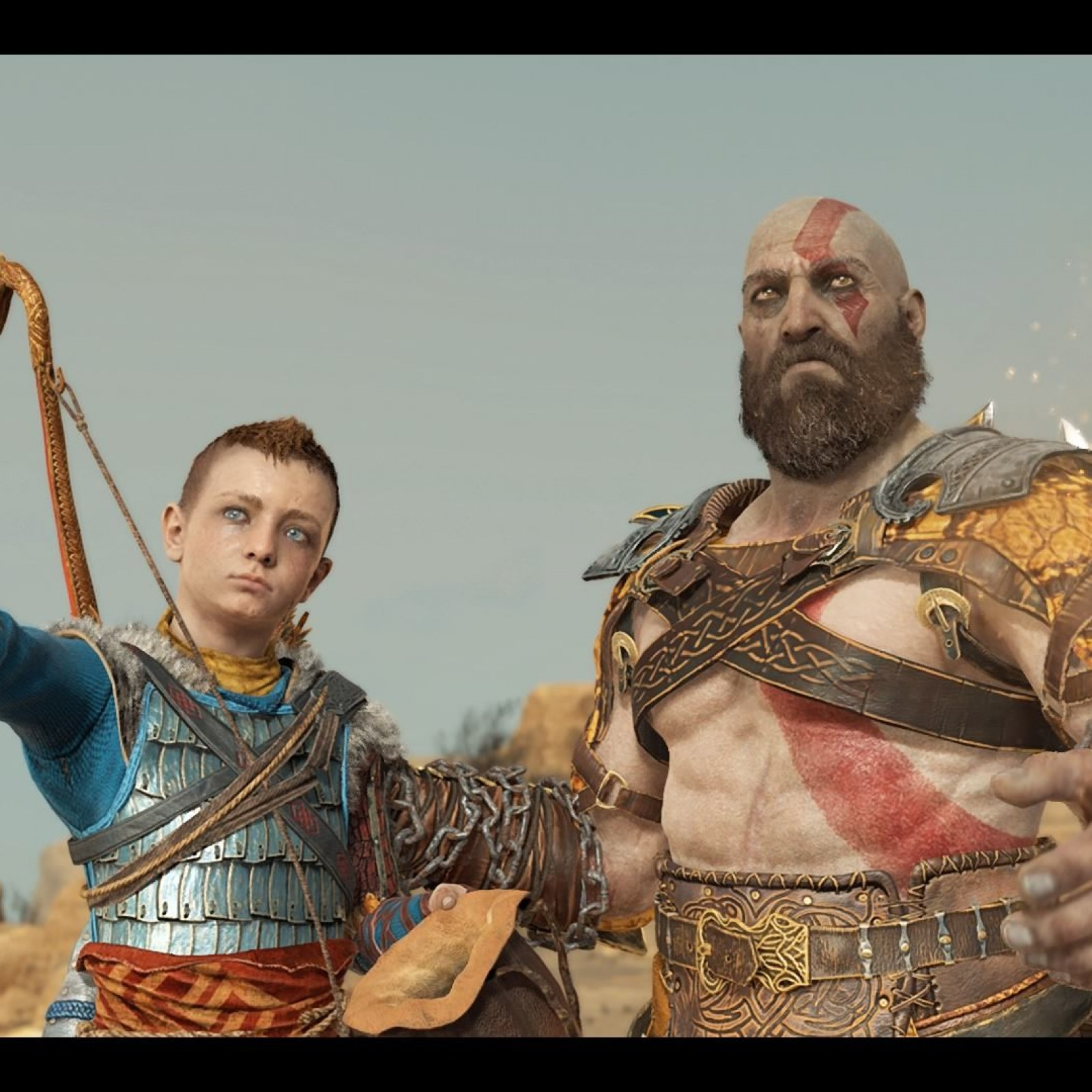 God of War' Ending Explained: Who is Atreus' Mother, the