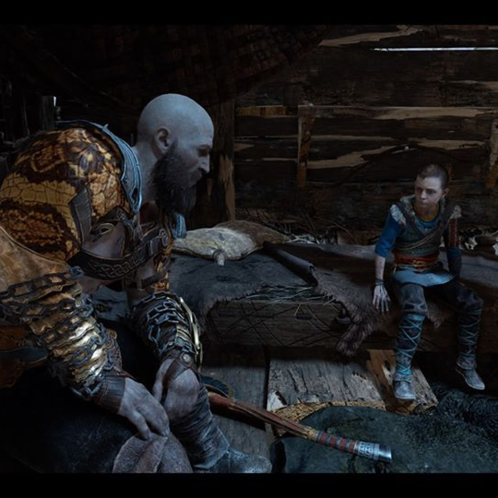 God of War' Ending Explained: Who is Atreus' Mother, the Serpent and