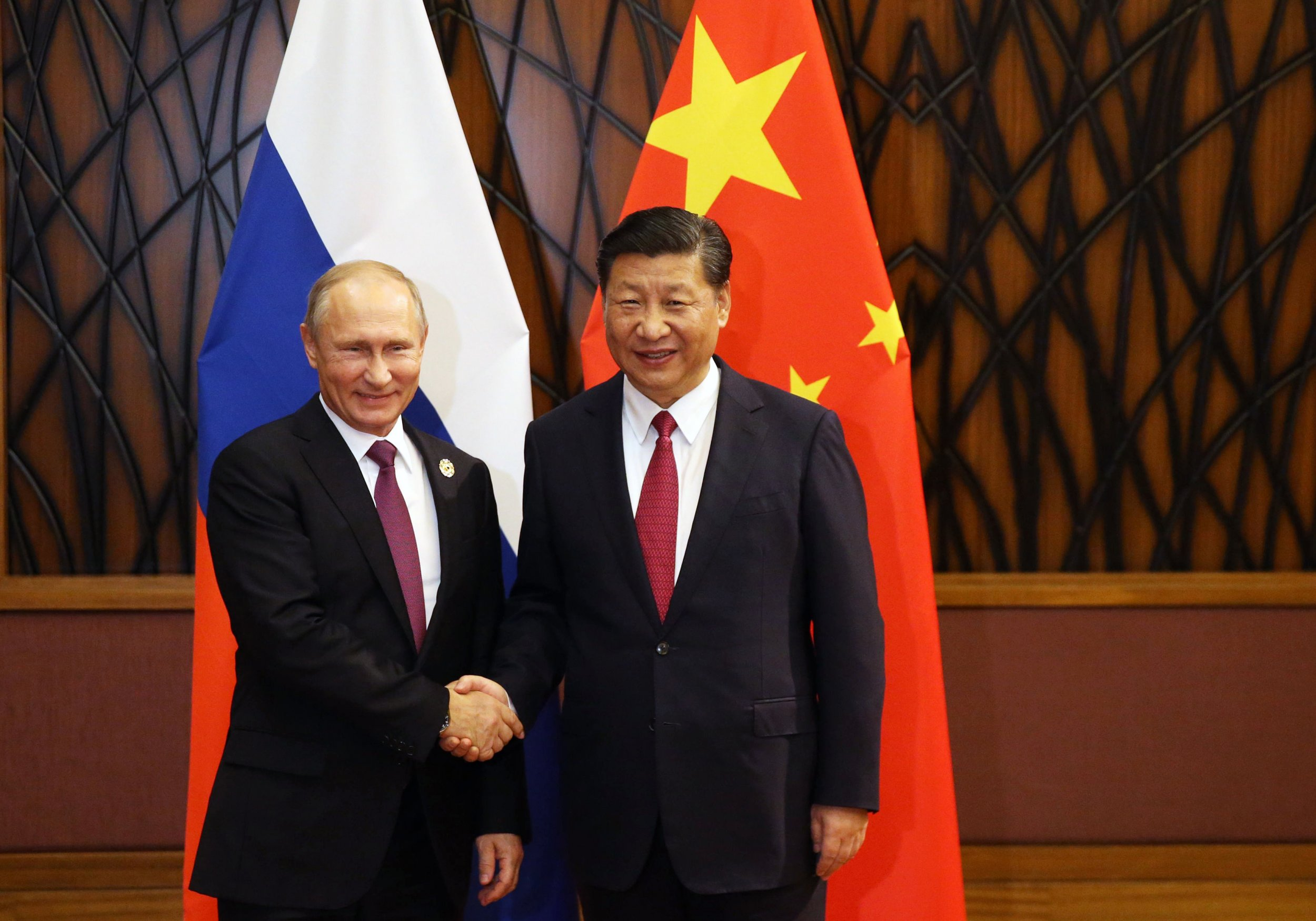 U.S. challenges Russia, China,...