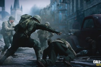 Call of Duty WWII 4-20 community update