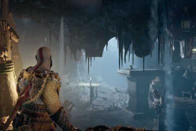 god of war how use enchantments best armor get