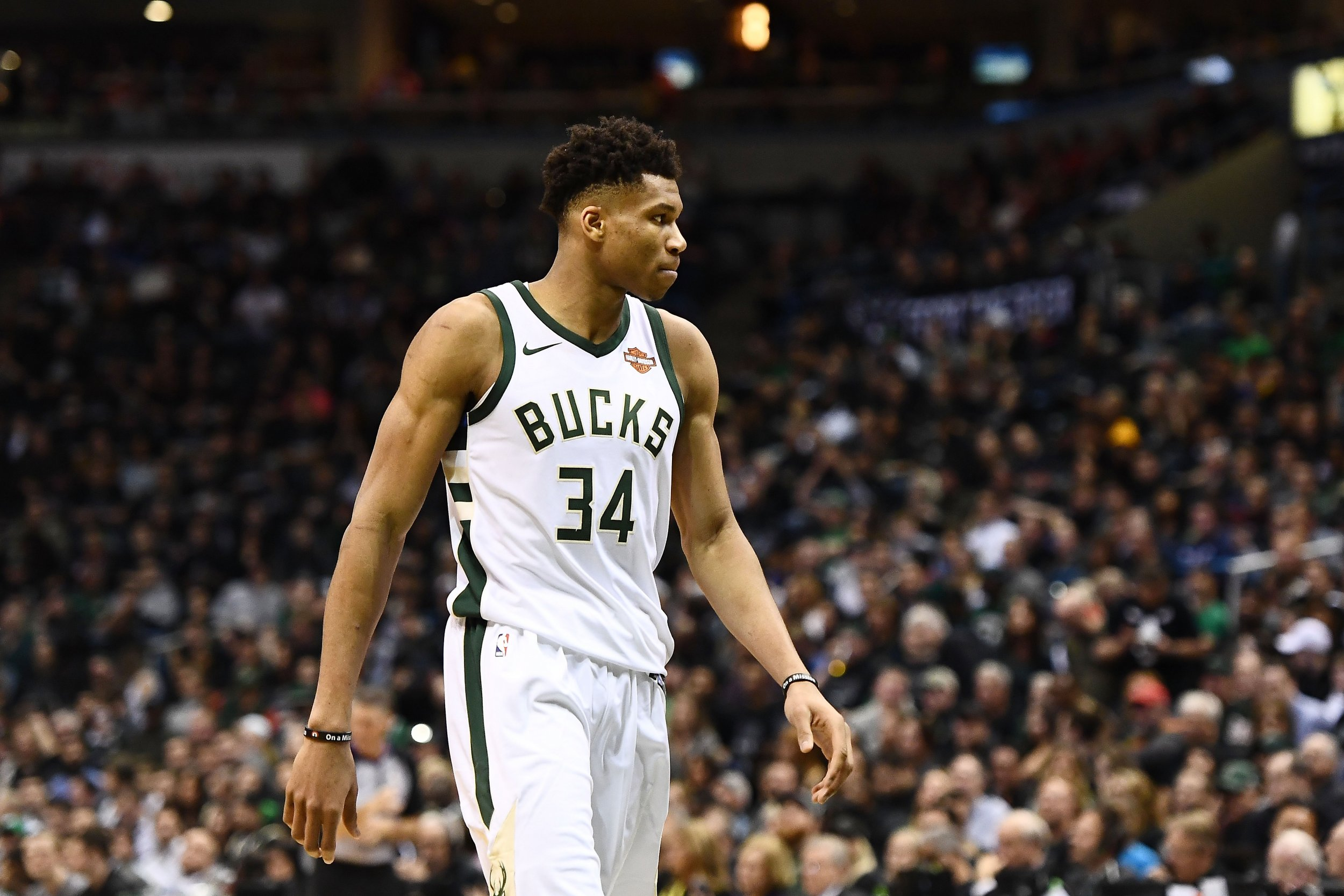 Giannis Antetokounmpo Leads Milwaukee To Win Over Celtics