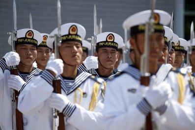 Chinese sailors