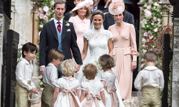 Pippa Middleton is Pregnant With Her First Child