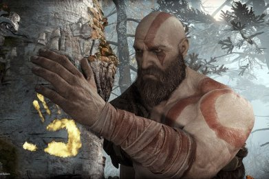 what does luck do god of war enchantments stat do how to use upgrade axe blades of chaos kratos best armor combat skills tips