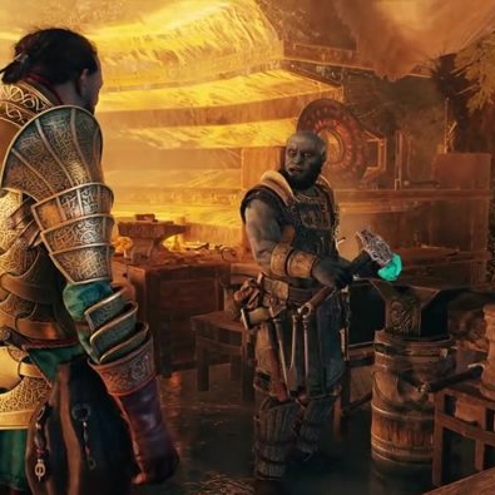 God of War' Luck Stat: What It Does Plus Best Armor and Enchantments