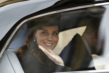 What Did Kate Middleton Name Her Son?