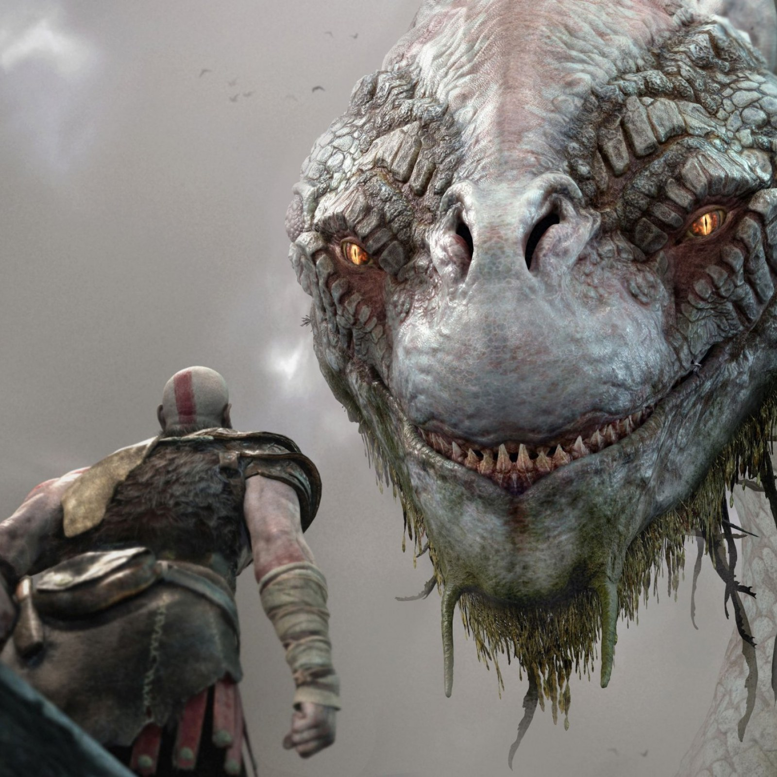 God Of War Eitr Imbued What It Means When The Serpent Says