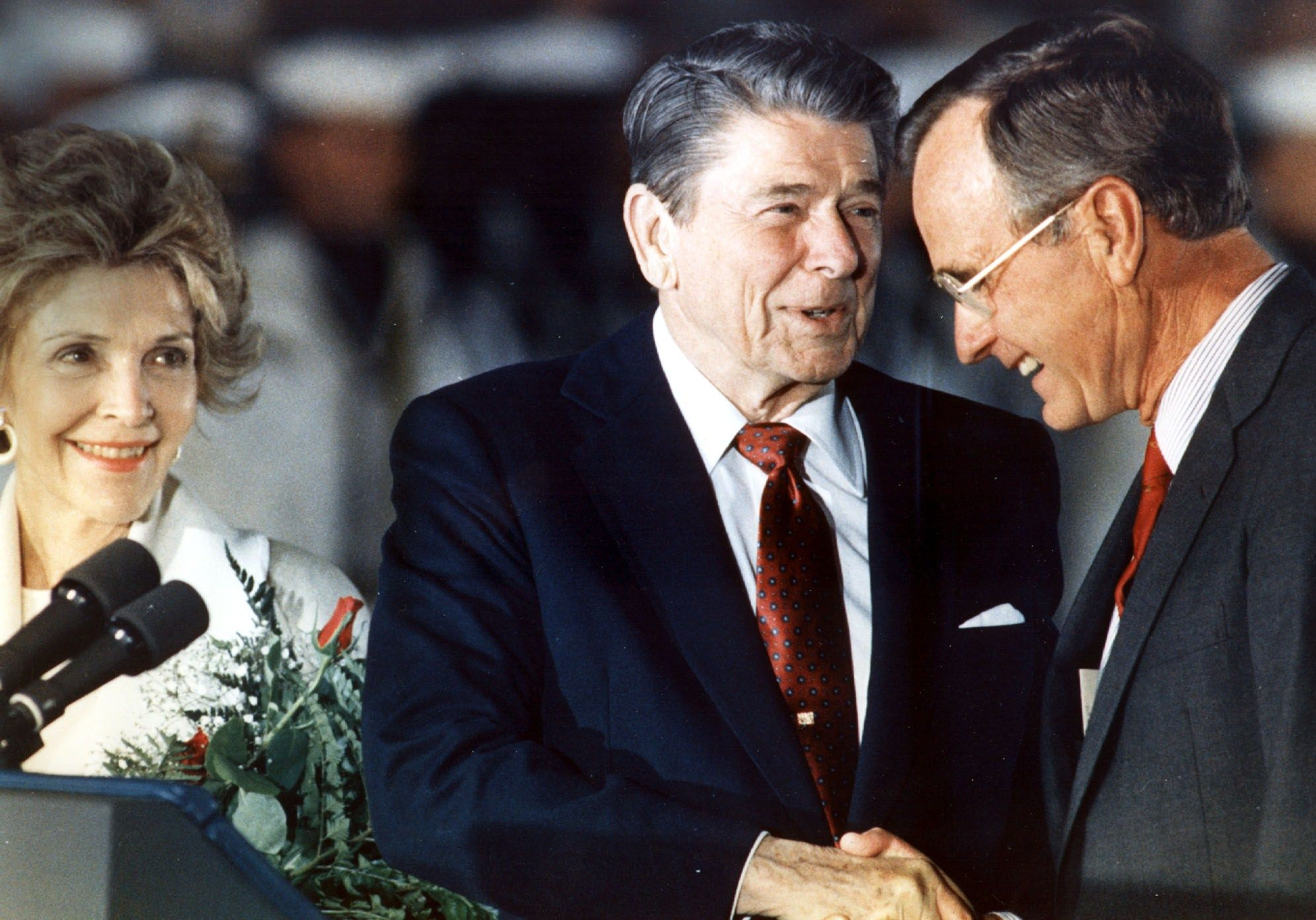 Reagan, Bush
