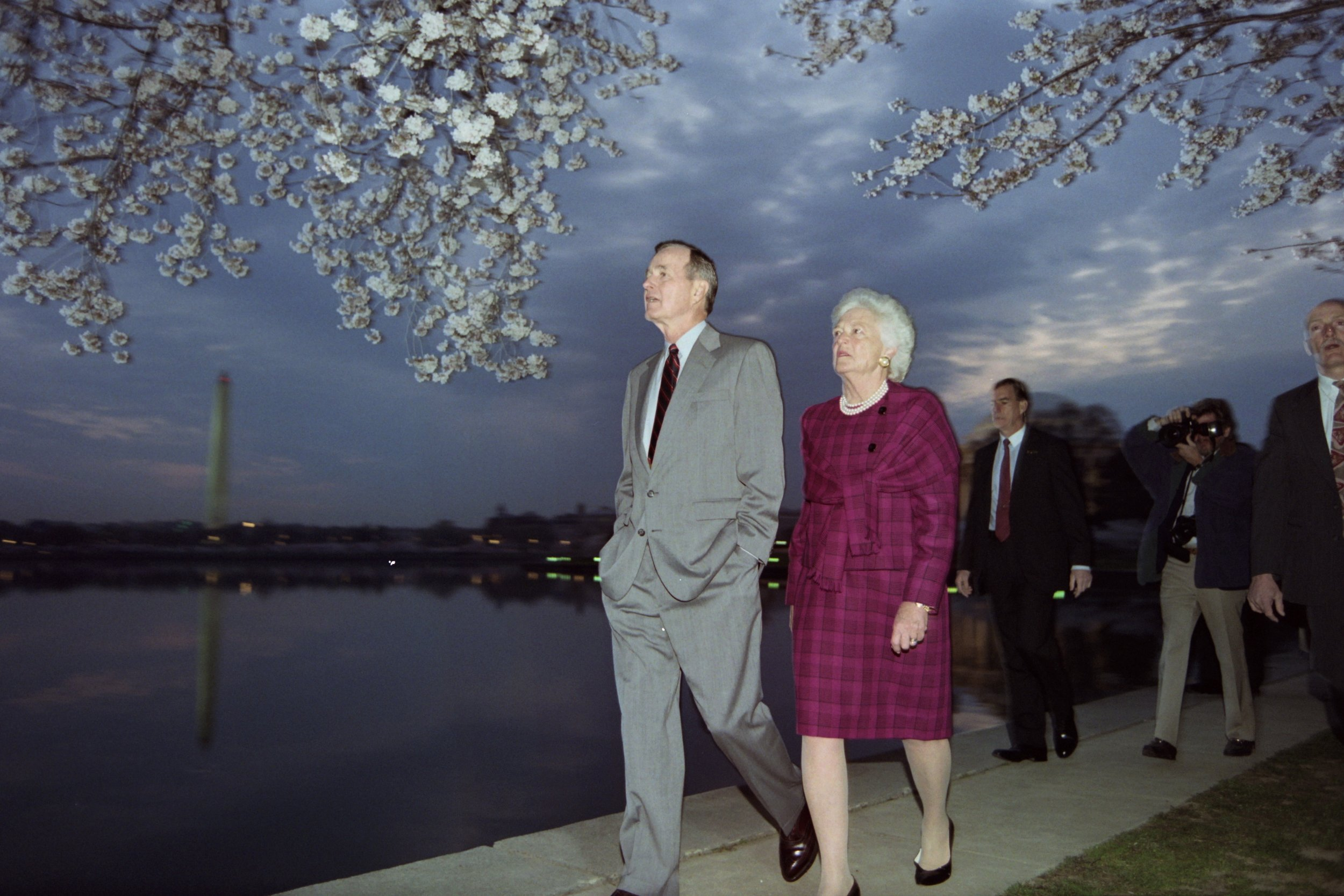 George H W Bush Quotes Words From Former President That Defined A