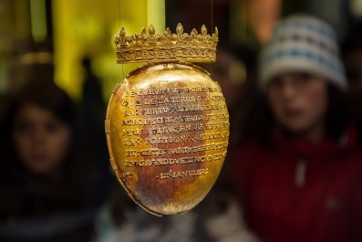 Anne of Brittany heart