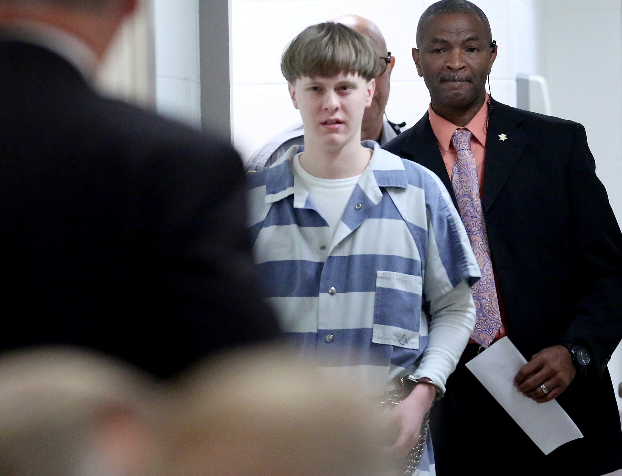 Dylann Roof T-Shirts and sweatshirts are being sold online by a Silicon Valley-backed company