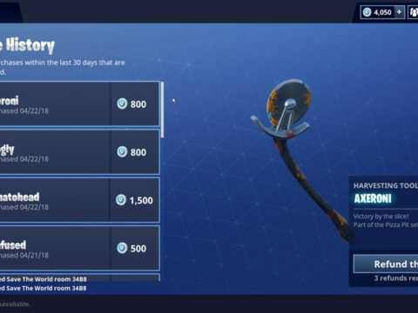 Fortnite' Self Refund Feature: How to Get Your V-Bucks Back (UPDATE)