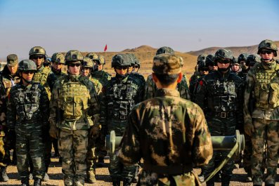 ChinaRussiaMilitaryInstruct