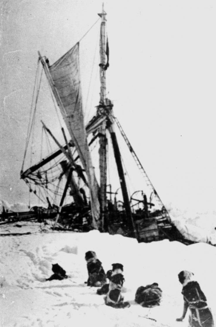 shackletons lost ship endurance - 640×967