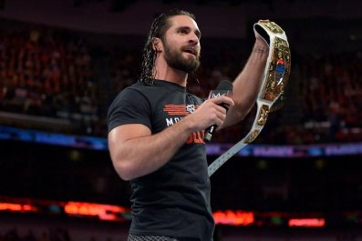 seth rollins intercontintental title