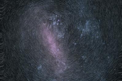 4_25_Large Magellanic Cloud in rotation