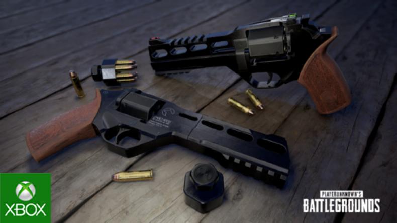 PUBG Miramar guns