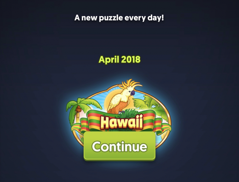 4 Pics 1 Word Daily Challenge answer list  April Todays Hawaii Puzzle Answer solution hint cheat tip