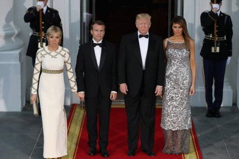 Brigitte Macron News Latest Pictures From Newsweek Com