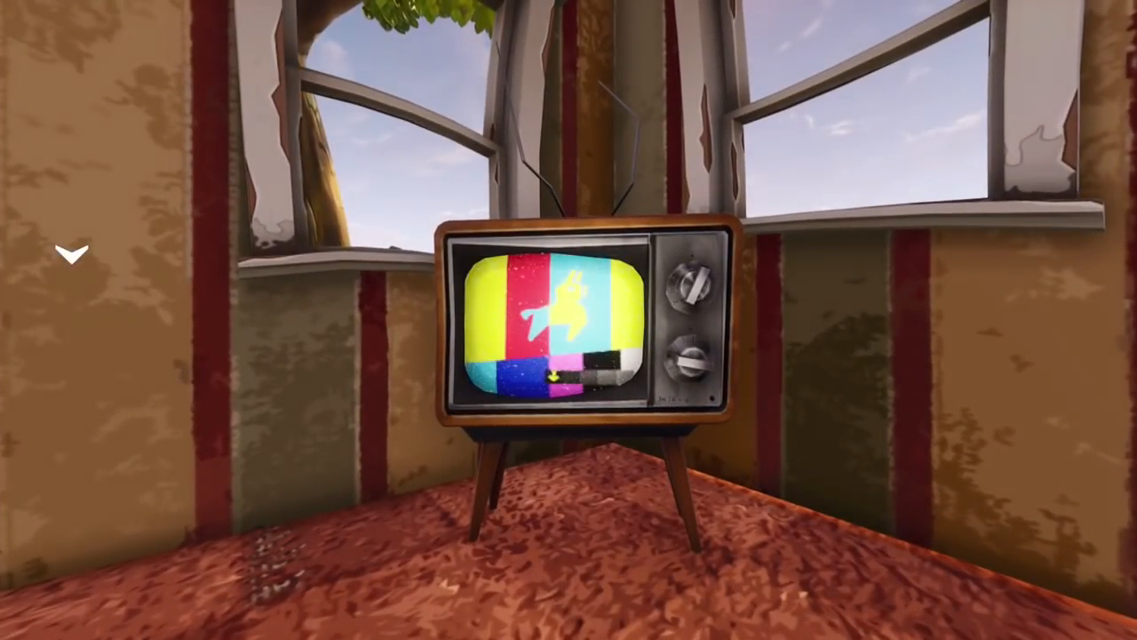 Fortnite llama broadcast 2