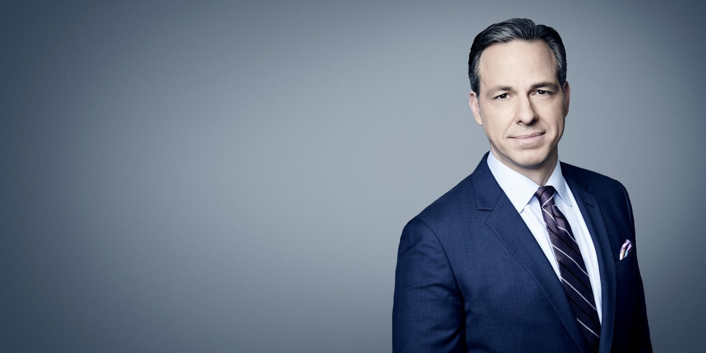 JAKE TAPPER author photo credit CNN
