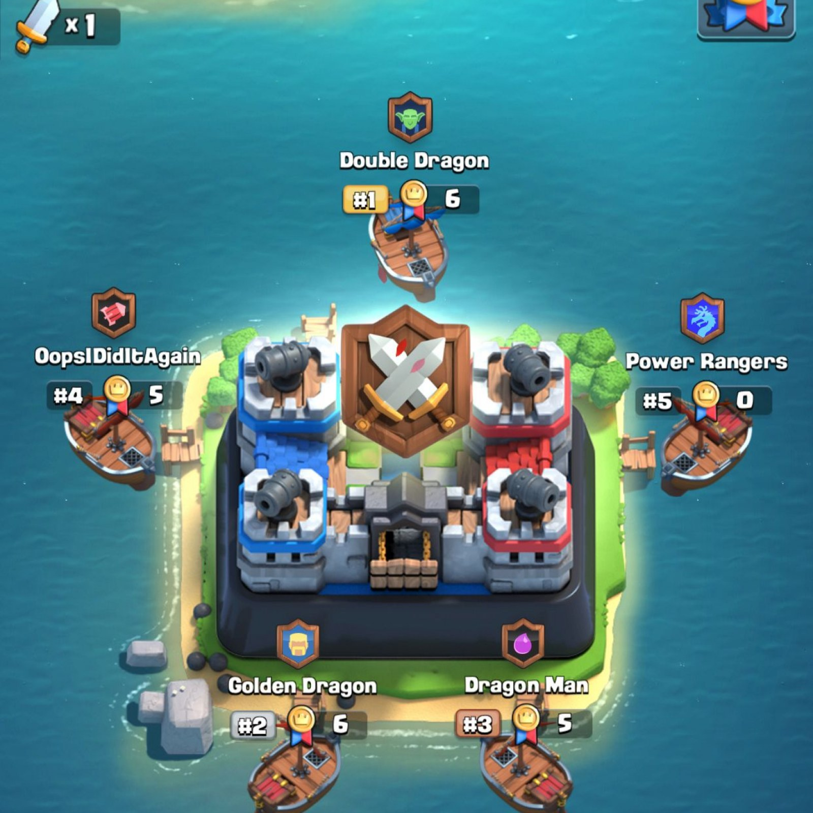 Clash Royale' Clan Wars Explained: How it Works, Rewards