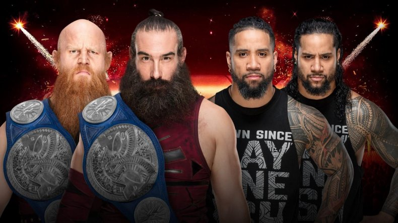 sd tag match greatest royal rumble