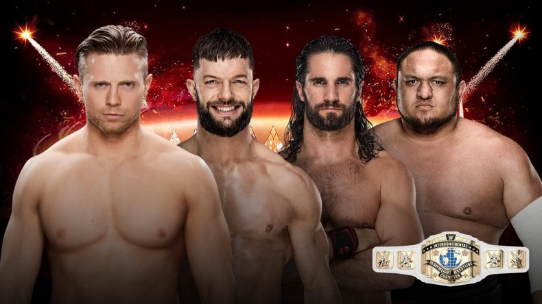 ic ladder match greatest royal rumble