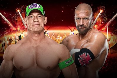 john cena vs triple h greatest royal rumble