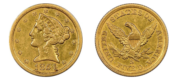 Collector Discovers His 'Fake' Coin Is Rare California ...