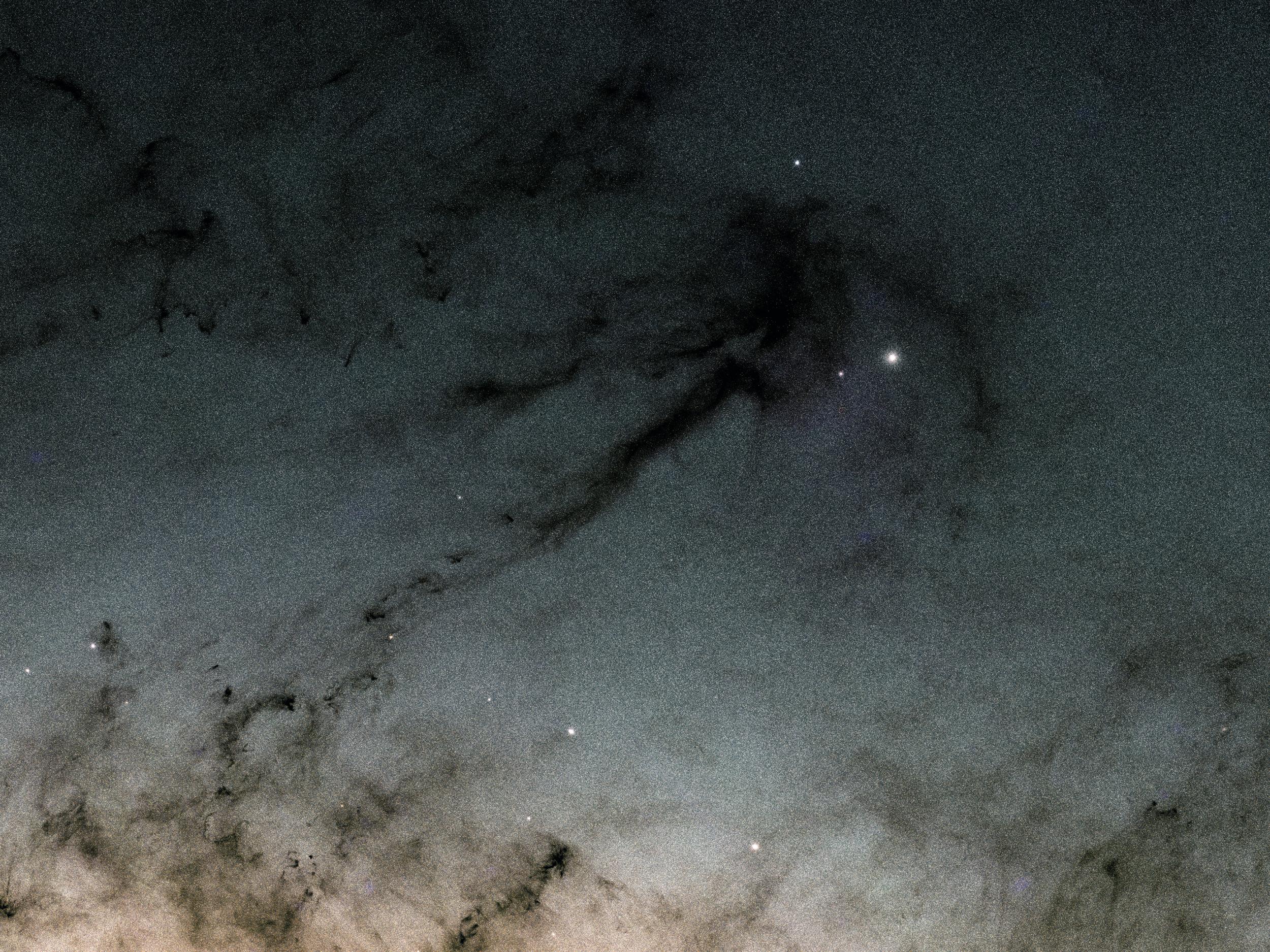 4_26_Rho Ophiuchi molecular cloud
