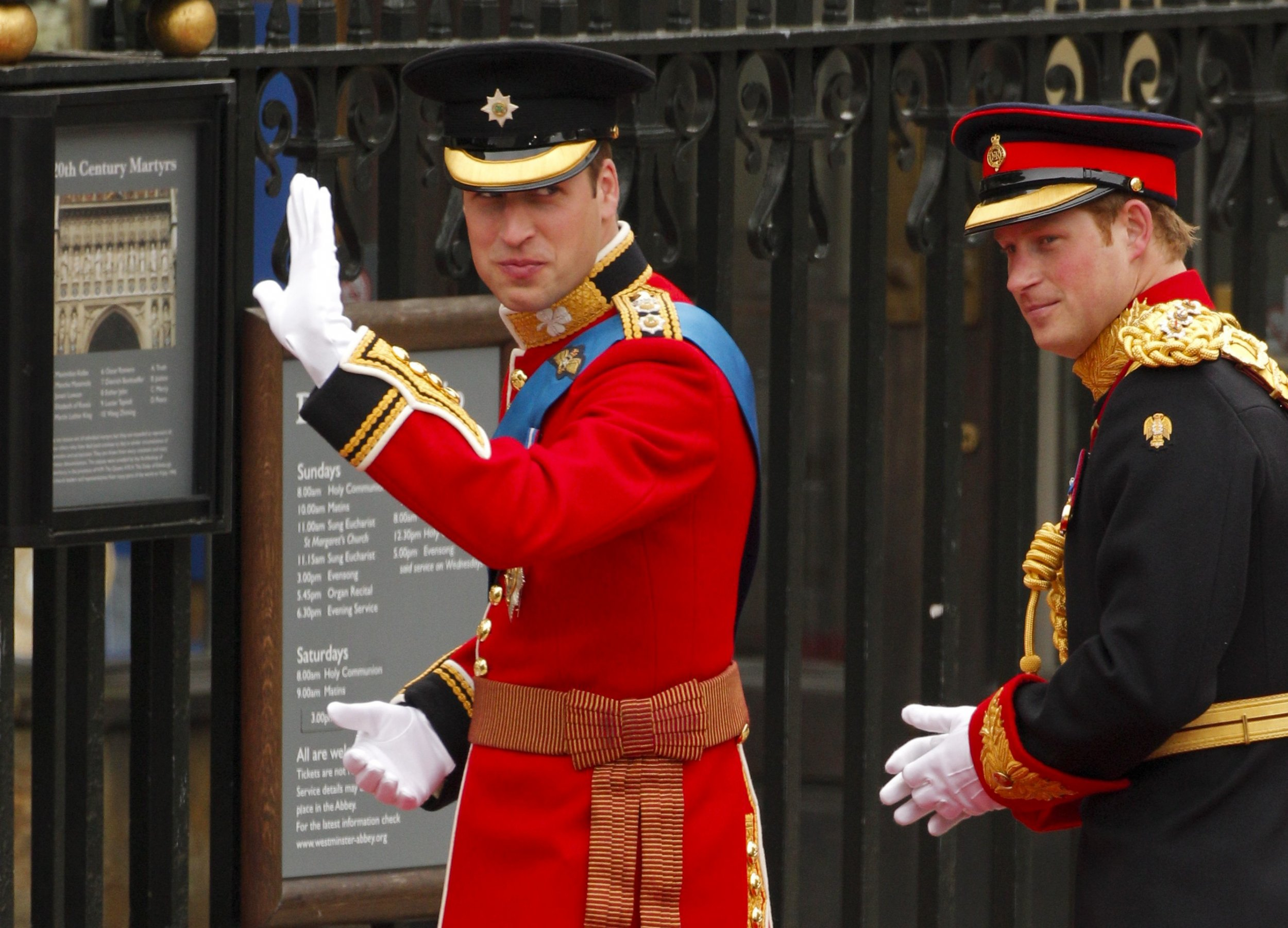 Royal Wedding Prince Harry Asks William To Be Best Man As