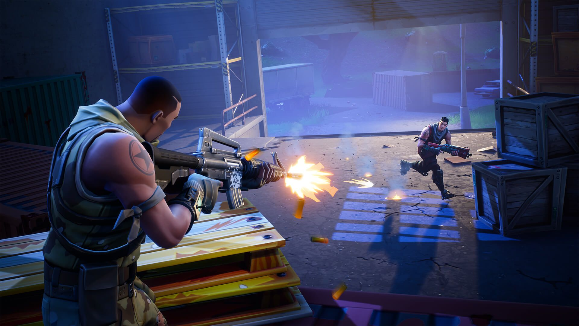 Fortnite Switch Rumors Include Cross Platform Play And