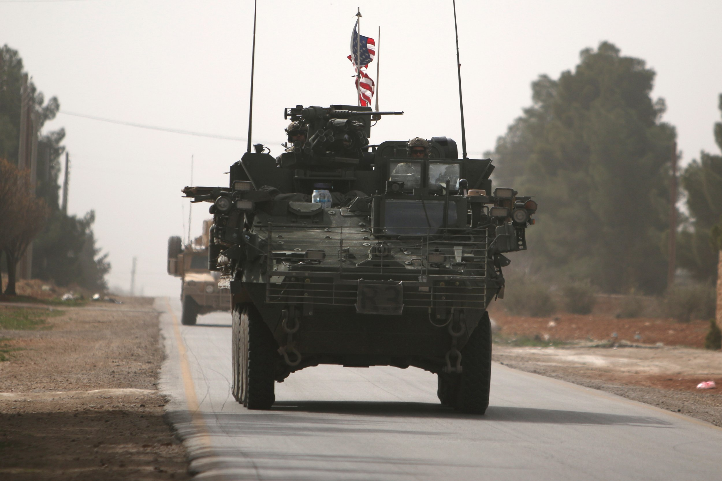 US army syria