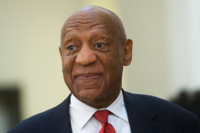 Bill Cosby Will Likely 'Spend the Rest of His Life Eating Pudding in Prison,' Says Jimmy Kimmel