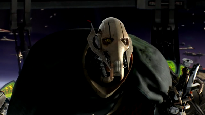 General Grievous star wars
