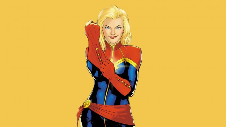 captain marvel release date march 2019