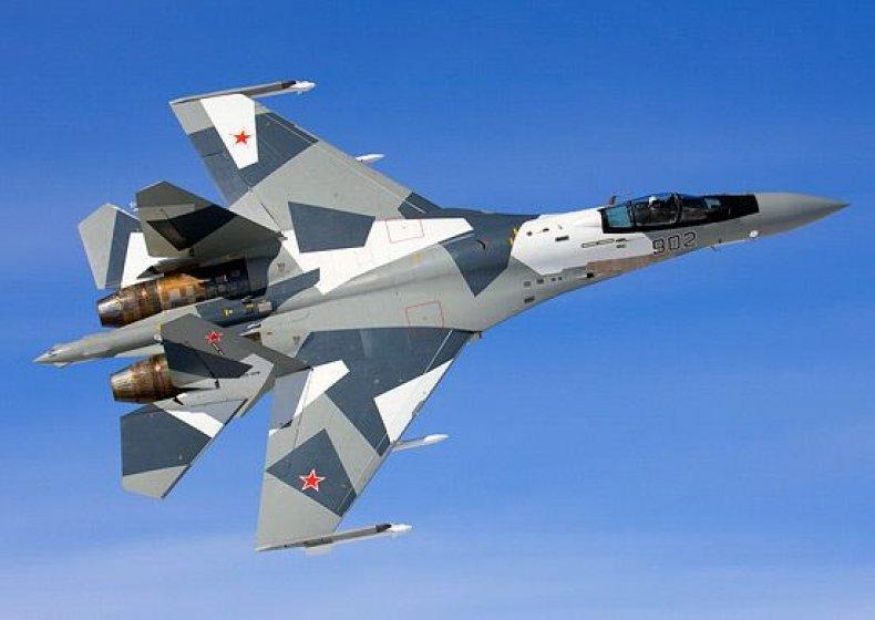 RussiaSu35S