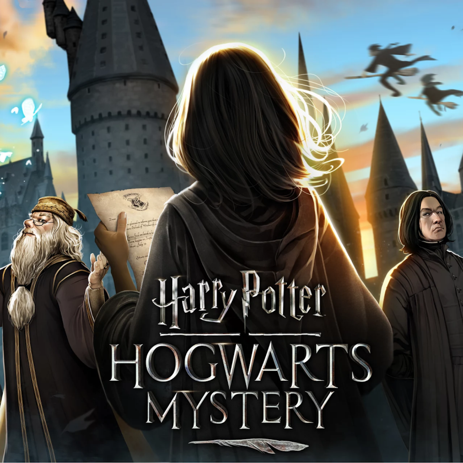 Harry potter hogwarts mystery beginners guide wands houses characters and more
