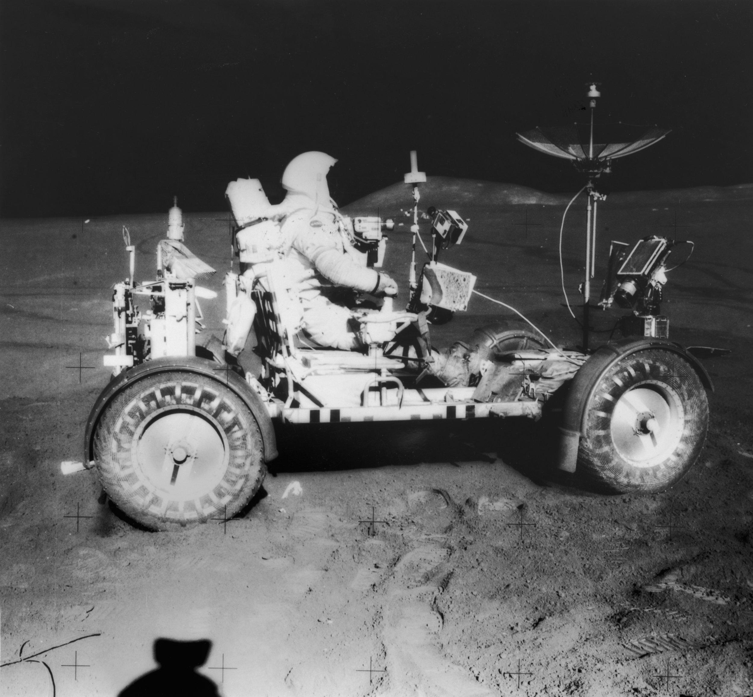 nasa apollo lunar rover - photo #15