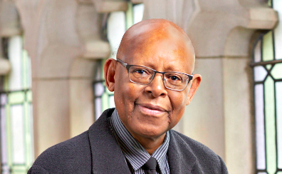 Why God Is Black: ALL TOGETHER Podcast Featuring Dr. James Cone