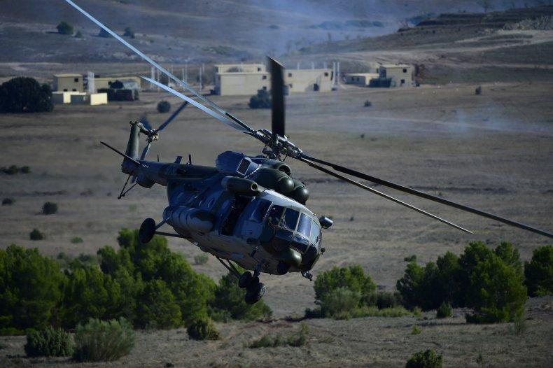 Mi-17 Hip