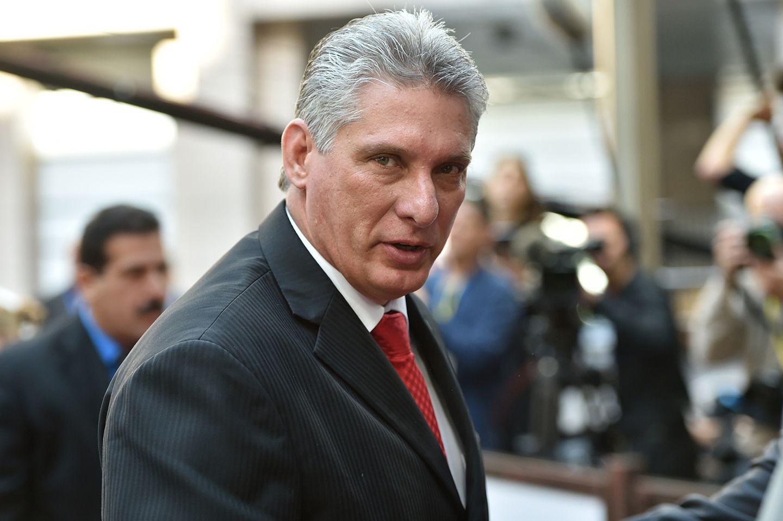 Image result for Diaz-Canel