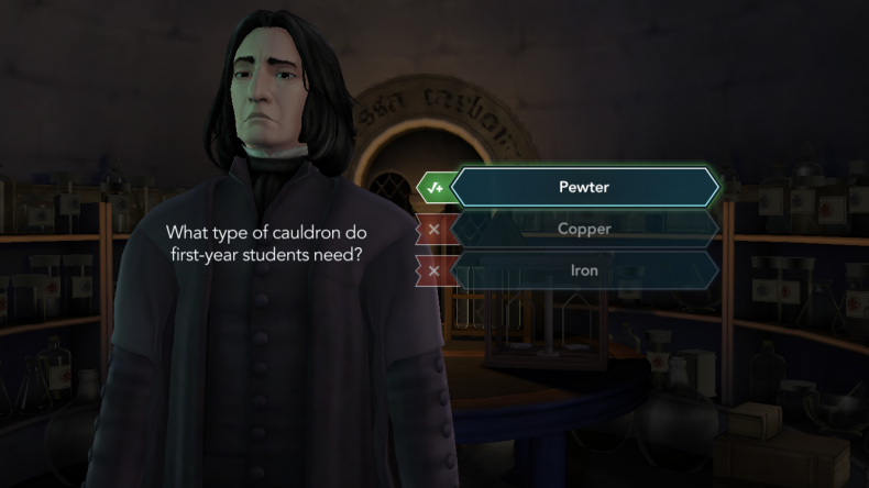 Harry Potter Hogwarts Mystery Answers Ace Lesson And Class