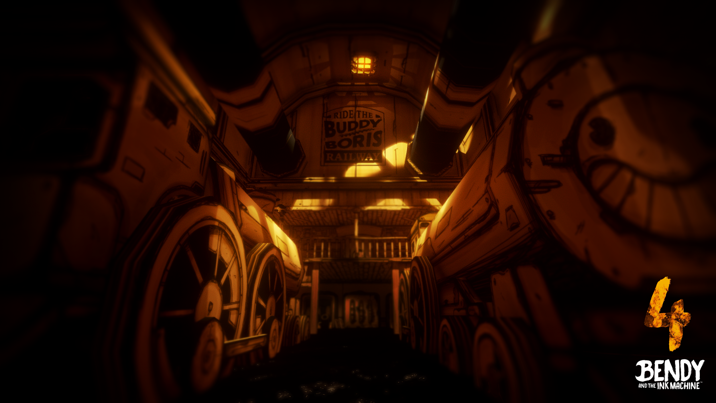 Bendy And The Ink Machine Chapter 4 Almost Destroyed Its Creators