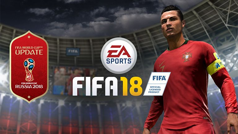 'FIFA 18' Adds Free World Cup DLC Next Month