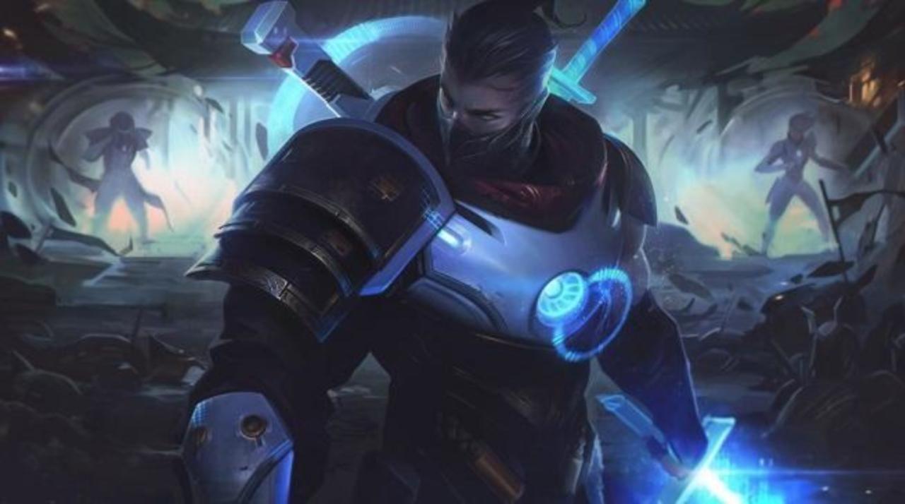 League Of Legends Pulsefire Twisted Fate Riven Shen